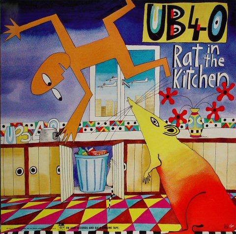 "UB40 Poster  : 24"" x 24"""