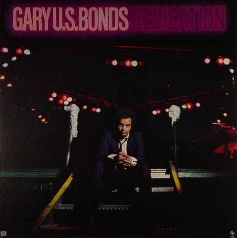 "Gary ""U.S."" Bonds Poster  : 30 1/16"" x 30 1/16"""