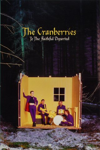 "The Cranberries Poster  : 20"" x 30"""