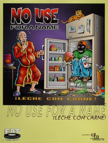 """No Use for a Name Poster  : 18"""" x 24"""""""