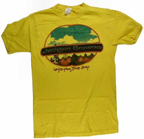 Jackson Browne Men's Retro T-Shirt  : X Large