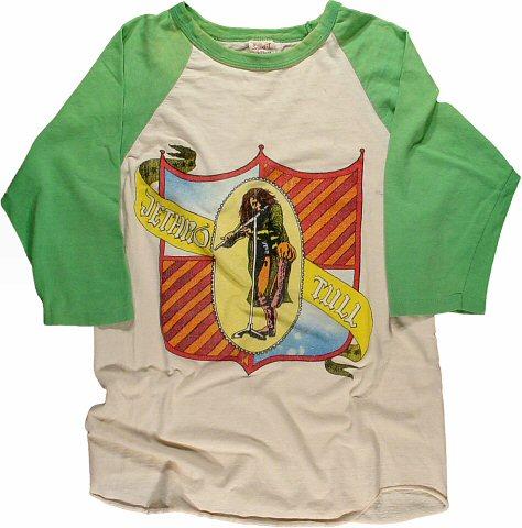 Jethro Tull Men's Retro T-Shirt  : Large