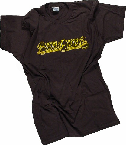 The Bee Gees Women's Retro T-Shirt  : X Large