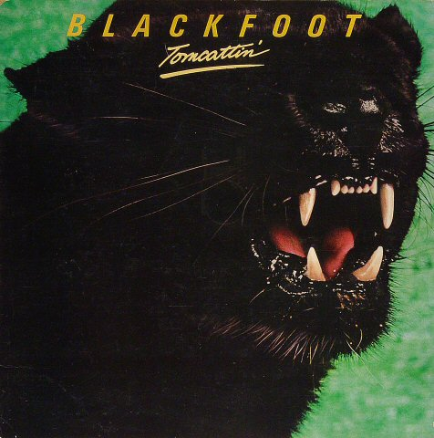 "Blackfoot Poster  : 12 3/8"" x 12 3/8"""