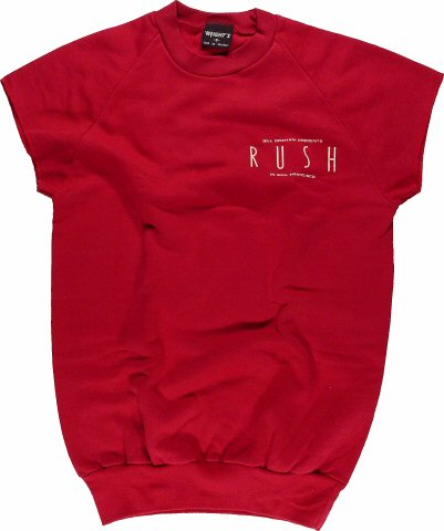 Rush Men's Vintage Sweatshirts  : Small