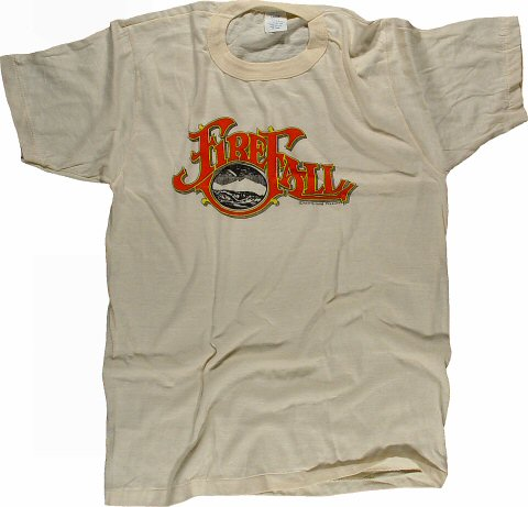 Firefall Men's Vintage T-Shirt  : Large