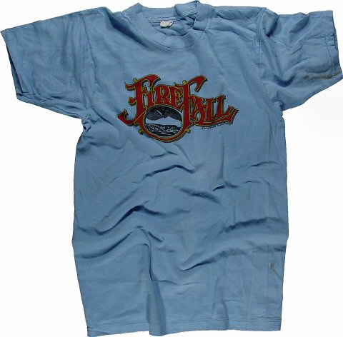 Firefall Men's Vintage T-Shirt  : Medium