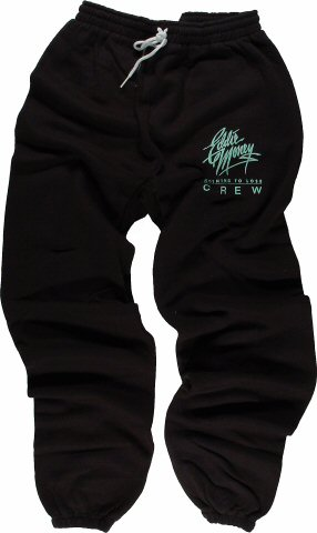 Eddie Money Men's Vintage Sweatpants  : Small