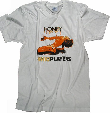 The Ohio Players Men's Retro T-Shirt  : X Large