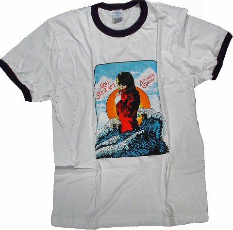 Rod Stewart Men's Retro T-Shirt  : Medium