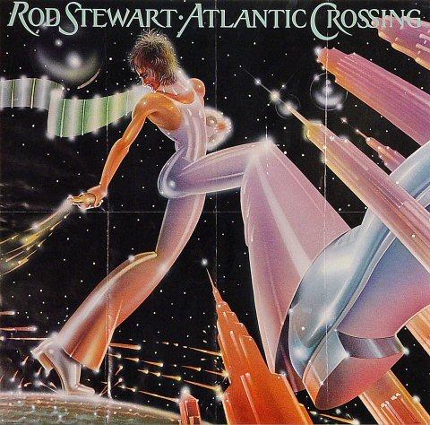 """Rod Stewart Poster  : 23 1/2"""" x 24"""""""