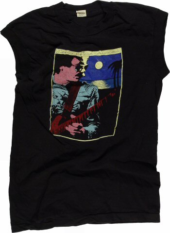 Carlos Santana Men's Vintage T-Shirt  : Small