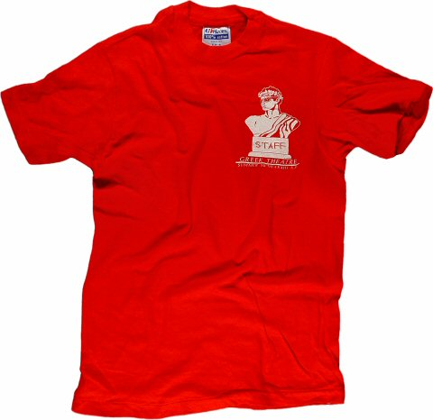 Usher Men's Vintage T-Shirt from Greek Theatre : Small