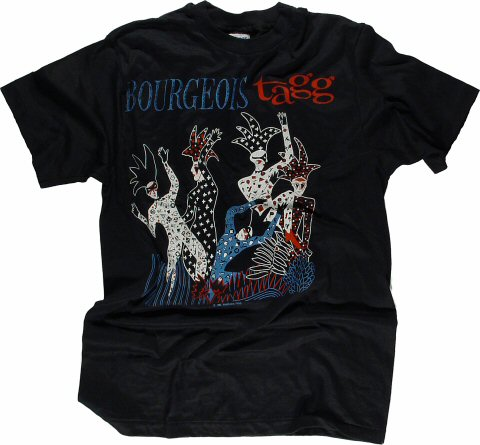 Bourgeois Tagg Men's Vintage T-Shirt  : Large