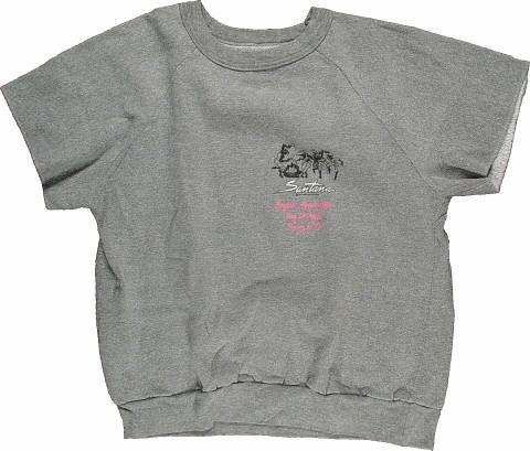 Santana Men's Vintage Sweatshirts  on 31 Jan 85: Large