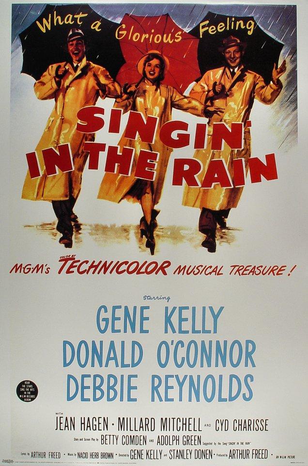 "Gene Kelly Poster  : 24"" x 36"""