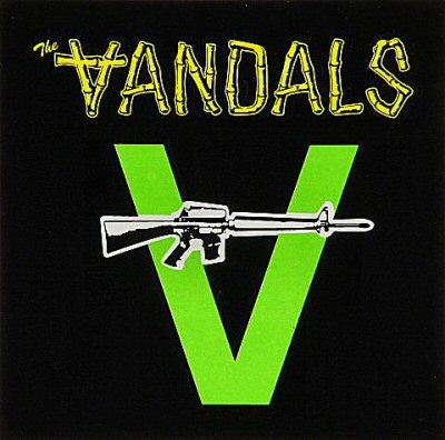 The Vandals Sticker  : Promo Sticker