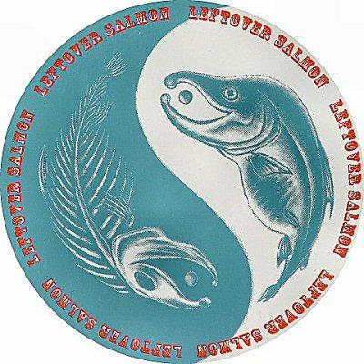 Leftover Salmon Sticker  : Promo Sticker