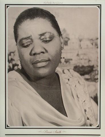 """Bessie Smith Poster  : 17"""" x 22"""""""
