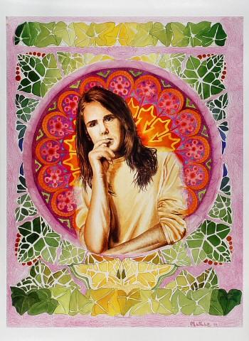 """Bob Weir Poster  : 19"""" x 26"""""""