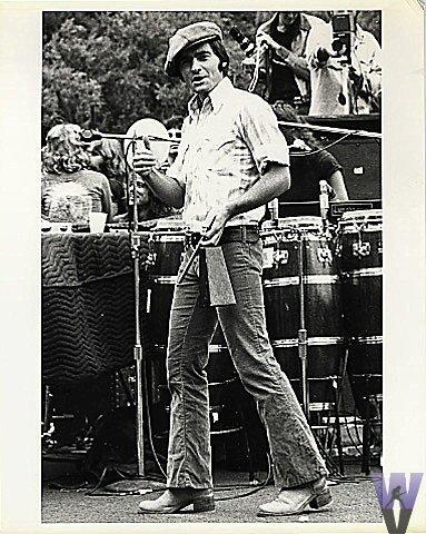 Marty Balin Vintage Print  : 8x10 Silver Gelatin