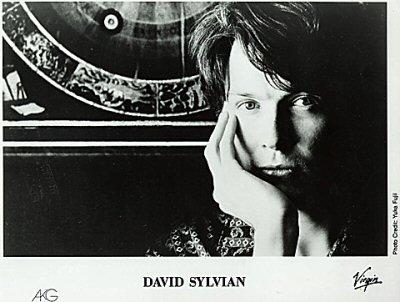 David Sylvian Promo Print  : 8x10 RC Print