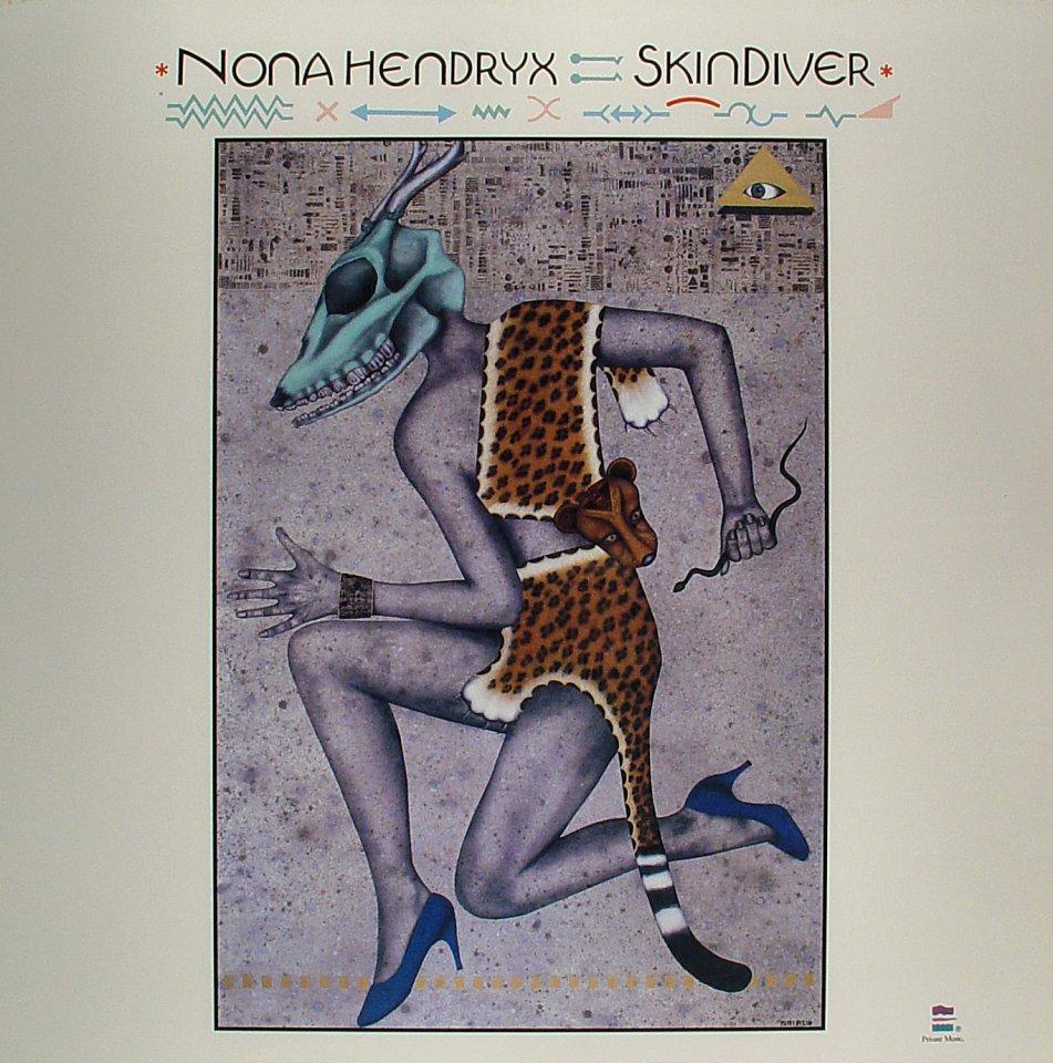 "Nona Hendryx Poster  : 24"" x 24"""