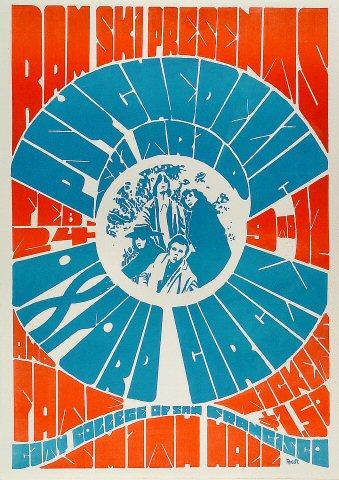 "Oxford Circle Poster  : 14 1/4"" x 20"""