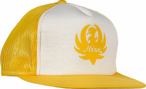 Hank Williams Jr. Men's Vintage Hat  : Mesh Cap