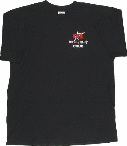 Avril Lavigne Men's Vintage T-Shirt  : X Large