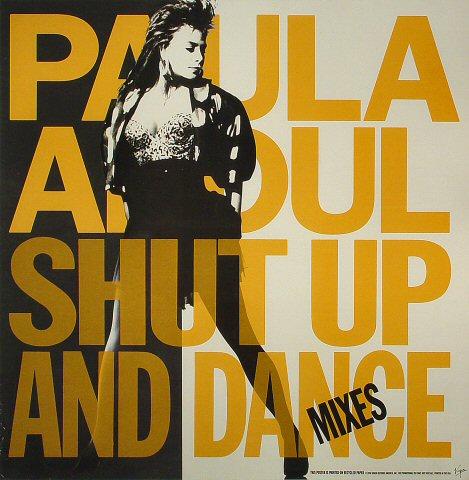"Paula Abdul Poster  : 23 5/8"" x 24"""