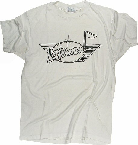 The Lettermen Men's Vintage T-Shirt  : Large