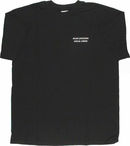 Alan Jackson Men's Vintage T-Shirt  : X Large