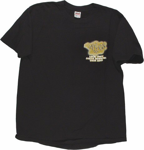New Found Glory Men's Vintage T-Shirt  : X Large
