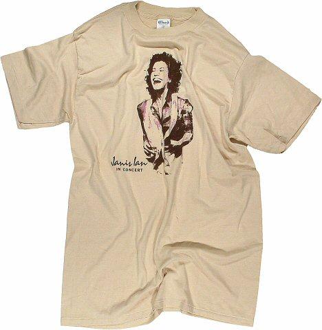 Janis Ian Men's Vintage T-Shirt  : Large