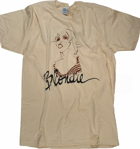 Blondie Men's Retro T-Shirt  : Large