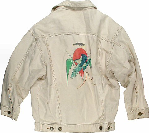 The Eagles Men's Vintage Jacket  : Medium