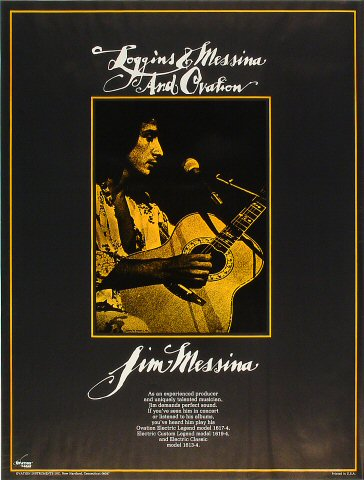 "Loggins and Messina Poster  : 19"" x 25"""