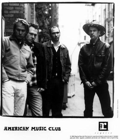 American Music Club Promo Print  : 8x10 RC Print