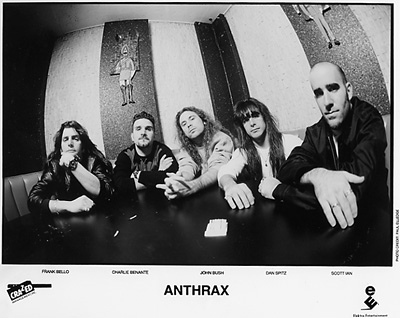 Anthrax Promo Print  : 8x10 RC Print