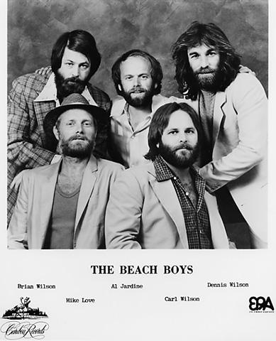 The Beach Boys Promo Print  : 8x10 RC Print