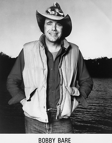 Bobby Bare Promo Print  : 8x10 RC Print
