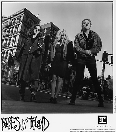 Babes In Toyland Promo Print  : 8x10 RC Print