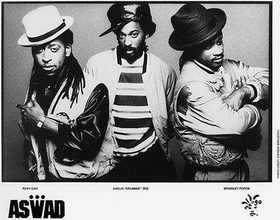 Aswad Promo Print  : 8x10 RC Print