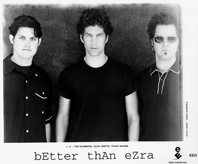 Better Than Ezra Promo Print  : 8x10 RC Print