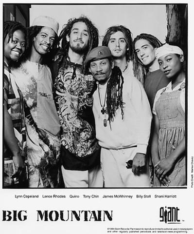 Big Mountain Promo Print  : 8x10 RC Print
