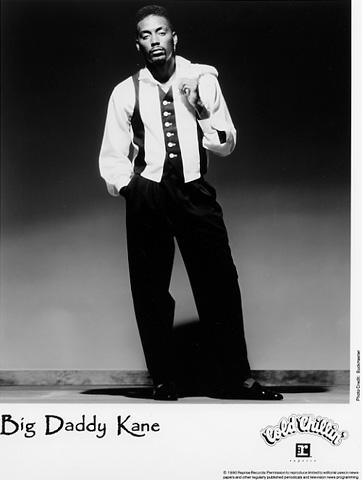 Big Daddy Kane Promo Print  : 8x10 RC Print