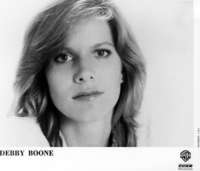 Debby Boone Promo Print  : 8x10 RC Print