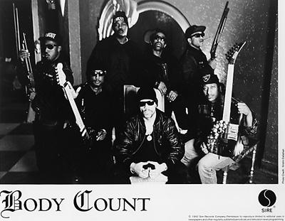 Body Count Promo Print  : 8x10 RC Print