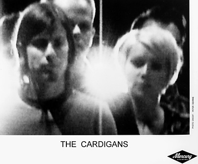 The Cardigans Promo Print  : 8x10 RC Print